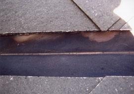 トタンなどのサビ箇所サビ止め塗布前